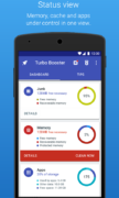 Turbo Booster для Android