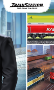 TrainStation — Game On Rails для Android