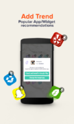 Buzz Launcher для Android