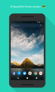 Evie Launcher для Android