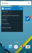Список задач для Android