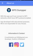 WPS WPA Connect Dumpper для Android