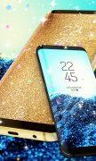 Блестящие обои для Android