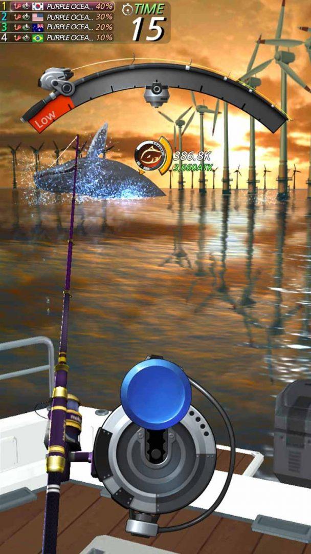 Скачать Рыболовный крючок на Андроид бесплатно