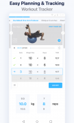 JEFIT: тренировки для Android