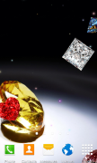Бриллианты Живые Обои для Android