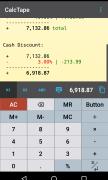 CalcTape калькулятор для Android