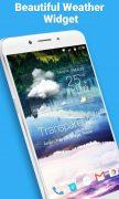 Янтарная погода для Android