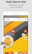 Mobizen запись экрана для Android
