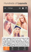 Фото коллаж редактор для Android