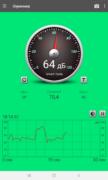 Шумомер для Android
