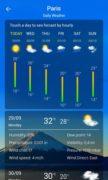 Прогноз погоды для Android