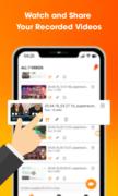 Запись экрана для Android