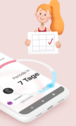 Periodenkalender для Android