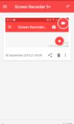 Захват видео с экрана для Android