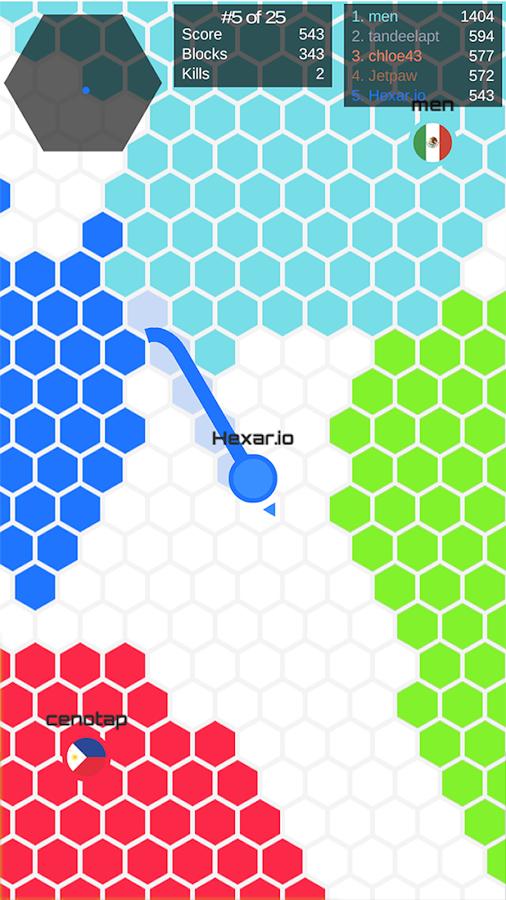 Hexario